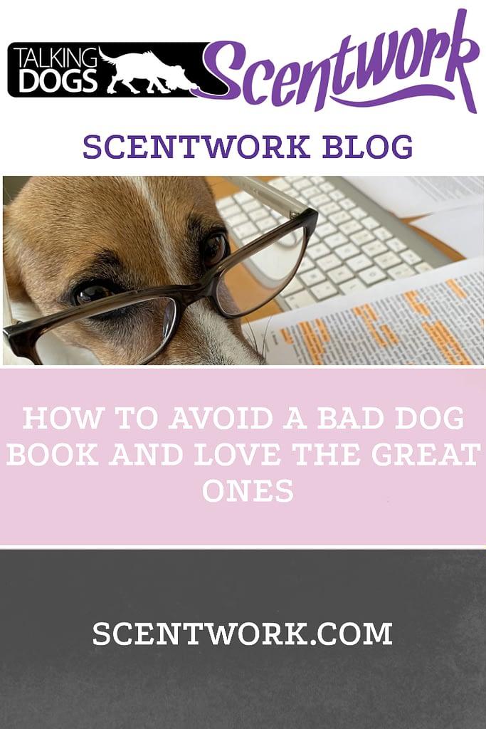 dog book blog