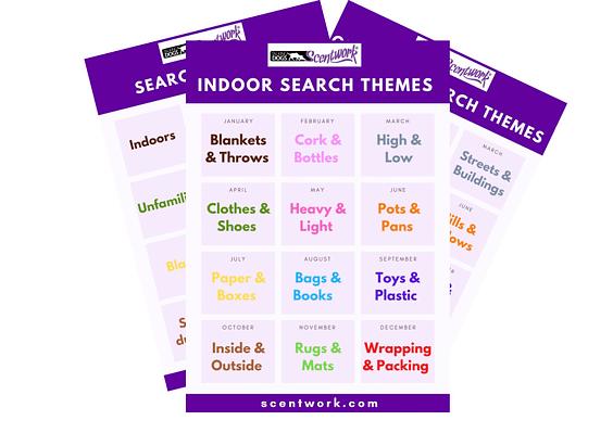 indoor, outdoor, factors search themes